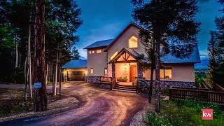 Luxury Mountain Home | Angel Fire New Mexico Real Estate | 32 Rio Arriba Drive