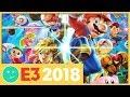 We Played Super Smash Ultimate! - Kinda Funny Games Impressions E3 2018