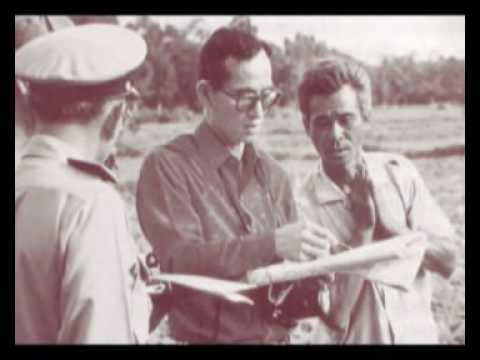Royal Anthem of H.M. The King Bhumibol of Thailand