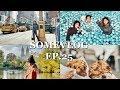 SomeVlog Ep.25|NYC(下) 結婚3週年驚喜、中央公園、紐約最好吃餅乾、Friend's Apartment、Color Factory