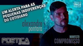 """Manifesto """"Compromisso"""" por Alexandre Pontara"""