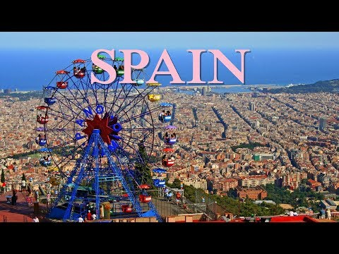 10 Best Places to Visit in Spain – Spain Travel Video