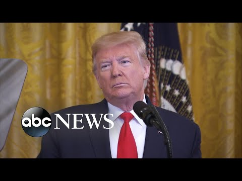 Trump details new peace plan for Middle East | ABC News