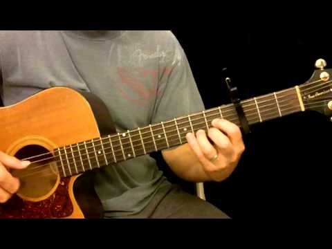 How To Play James Taylors Fire And Rain Part 1 Youtube