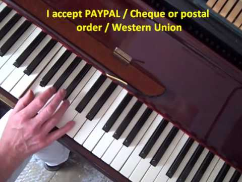LEARN THE BEST BOOGIE WOOGIE PIANO LESSON