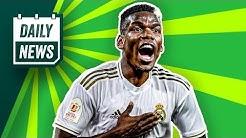 Real Madrid: Priorität Pogba & Camavinga, Mbappé-Transfer erst 2021! Bundesliga-Start am 9. Mai?