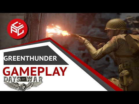 Days of war  | Gameplay | PC