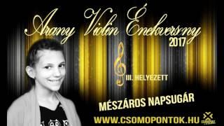 Csomópont Arany Violin Énekverseny 2017_Mészáros Napsugár_Mama