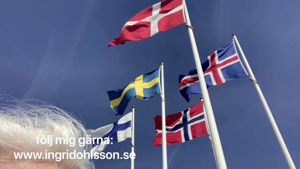 5 flaggor i topp - Ingrid reflekterar