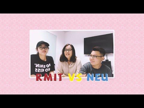 So sánh chương trình học ngành Kinh tế tại RMIT và NEU | #justforfun | bonbon và những người bạn
