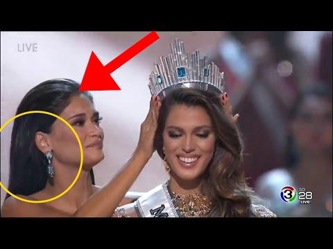 FRANCIA gana el concurso de Miss Universo 2017    COMPLETO   Iris Mittenaere Ganadora