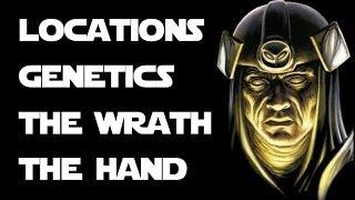 SWTOR Legacy Fanfiction: Locations, Genetics, Emperor