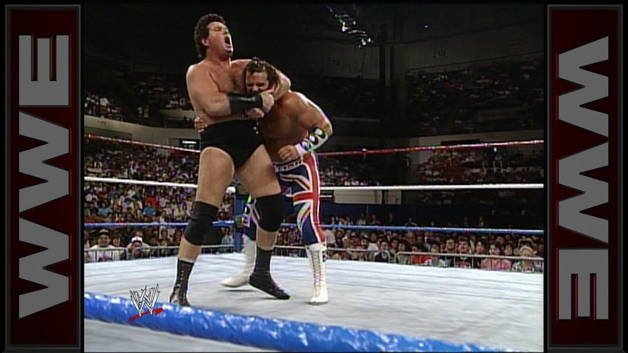 British Bulldog vs. Ir...V For Victory Sign