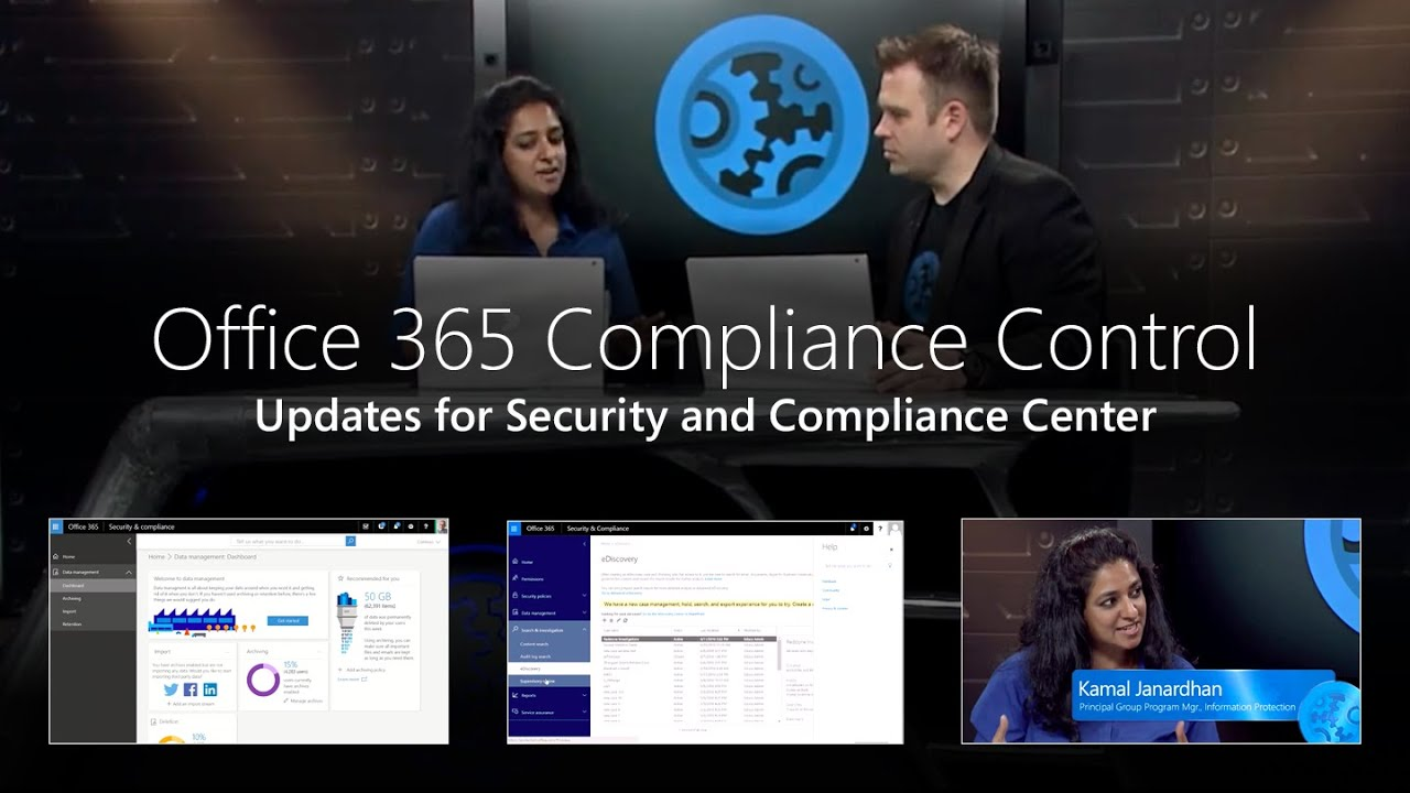 Microsoft Office Trial >> Office 365 Compliance Control Updates - YouTube