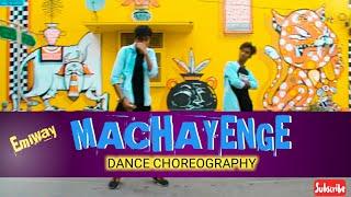 MACHAYENGE- Dance Choreography | Rakesh Mahour & Nitesh Choreography | Emiway bantai