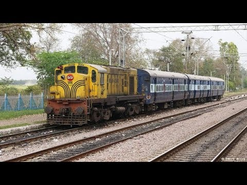 India's smallest train