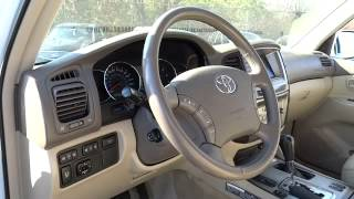 2007 Toyota Land Cruiser Merrillville, Gary, NW Indiana, Indiana, Indianapolis, IN M1011A