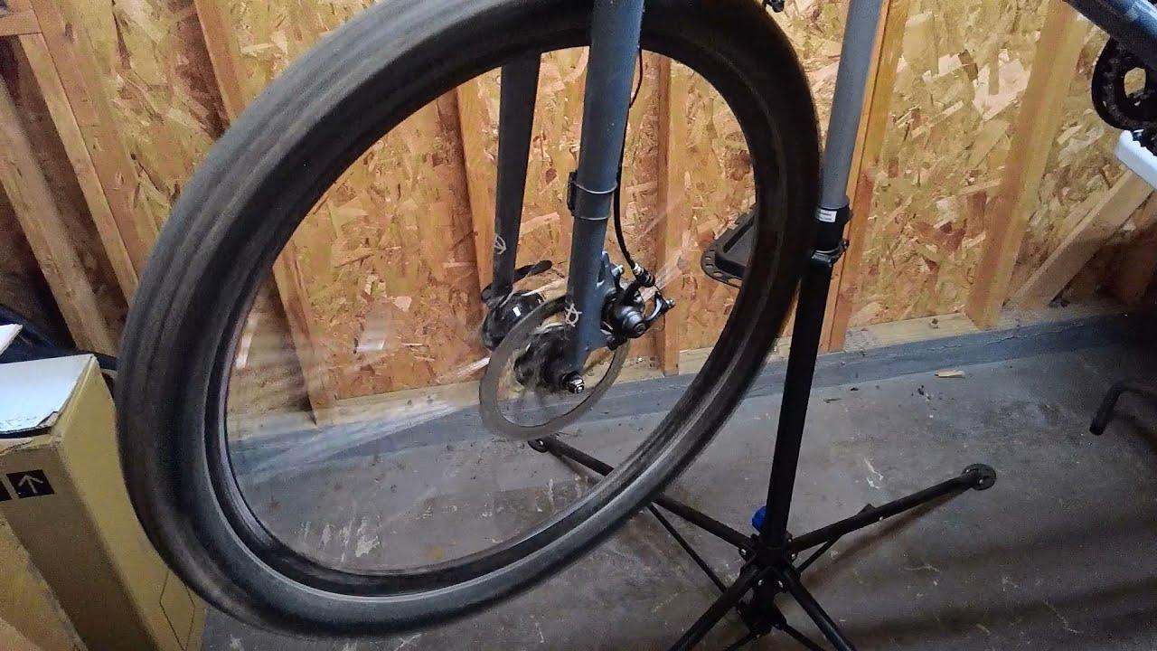 How To Fix Disc Brake Rub Noise Alignment Tips Bike ...