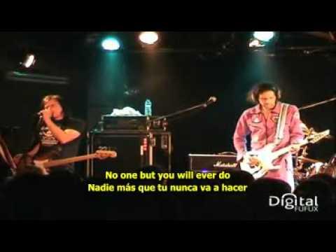 Mr. Big by Paul Gilbert - Nothing but love (Subtitulado Español)