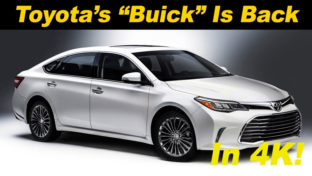2016 Toyota Avalon Hybrid Review And Road Test Detailed In 4k Uhd