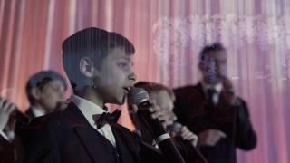 מחרוזת שירי חופה I קינדרלעך ואוהד מושקוביץ I לונדון  2016 Chupa I Kinderlach & Ohad I Live