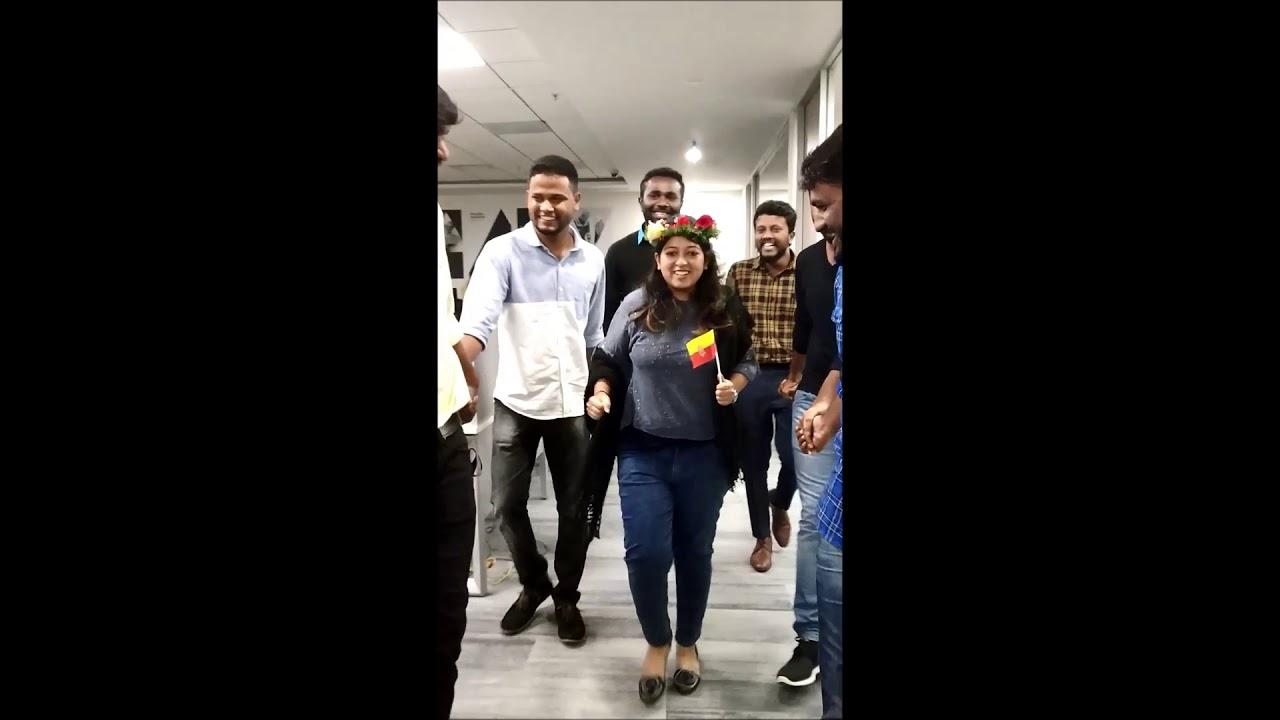 Christmas Celebration 2019 || DXC Technology || RGA Tech park || Bangalore ||