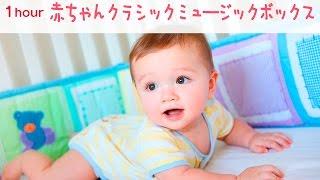 赤ちゃんクラシックミュージックボックス-胎教用・育脳・リラックス・...