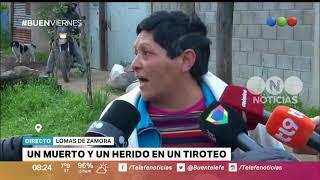 Joven asesinado en un confuso hecho en Lomas de Zamora - Buen Telefe