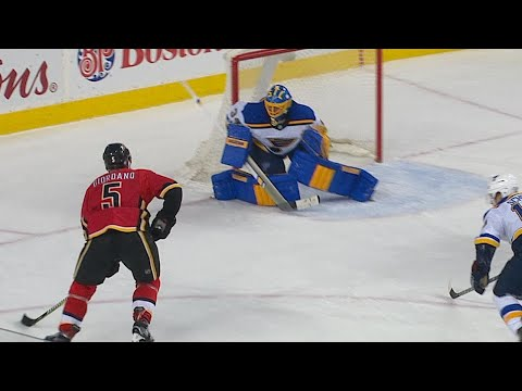 11/13/17 Condensed Game: Blues @ Flames