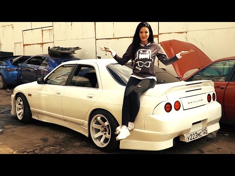 ВЛОЖИЛА 1 000 000 в Nissan Skyline
