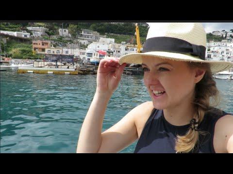 Vlog #6 Capri, Anacapri, wyciąg krzesełkowy, szewc, perfumy