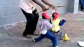 Puppet Dancing 2 African Music
