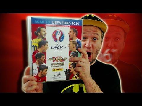 Road to UEFA EURO 2016 RIESEN MAPPENUPDATE | über 300 Karten
