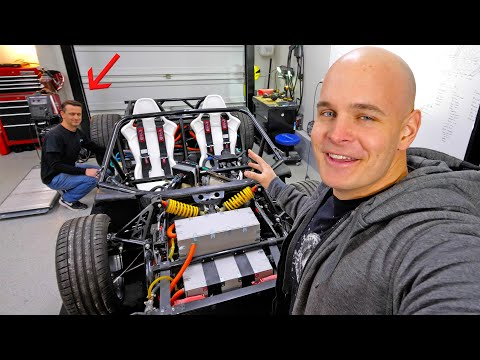 How to build a Tesla in your Garage!! – Electric SuperCar