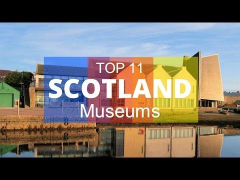 Top 11. Best Museums in Scotland
