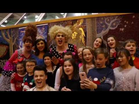 SPAR panto Cinderella at UCH Audience Reactions