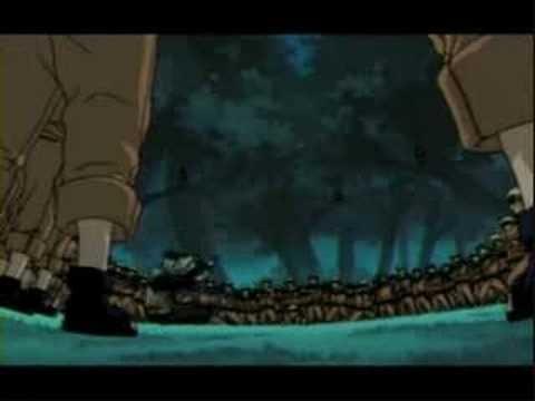 Naruto - Dane Cook - Coming into his lane