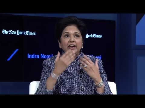 DealBook 2016: A Conversation with Indra Nooyi