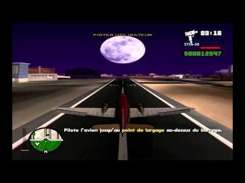 Grand Theft Auto : San Andreas - Walkthrough PC - PARTIE 37