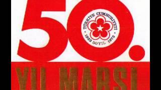 Necil Kazim Akses - 50.Yıl Marşı (50th Years March)