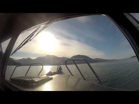 Gustavus to Excursion Inlet, AK (Maken Bait)