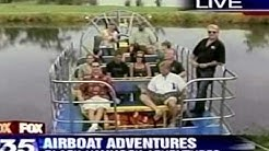 Black Hammock Adventure Airboat Ride