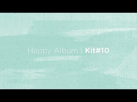 Happy Album Kit #10 | Creative Memories Australia