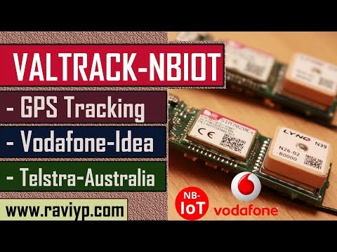 Designing A Low Cost Miniature NBIOT GPS Tracking Device - VALTRACK-NBIOT