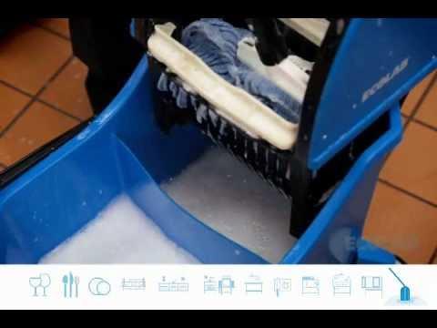 Ecolab floor washing training