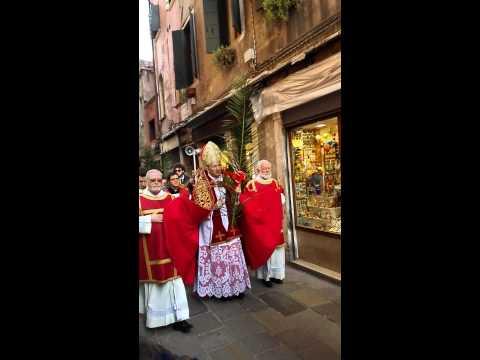 Venice Procession