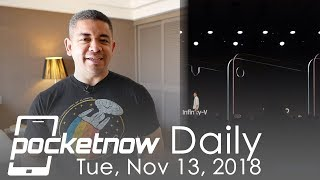 Galaxy S10 with Infinity-O Display, iPhone XR sales disappoint & more - Pocketnow Daily