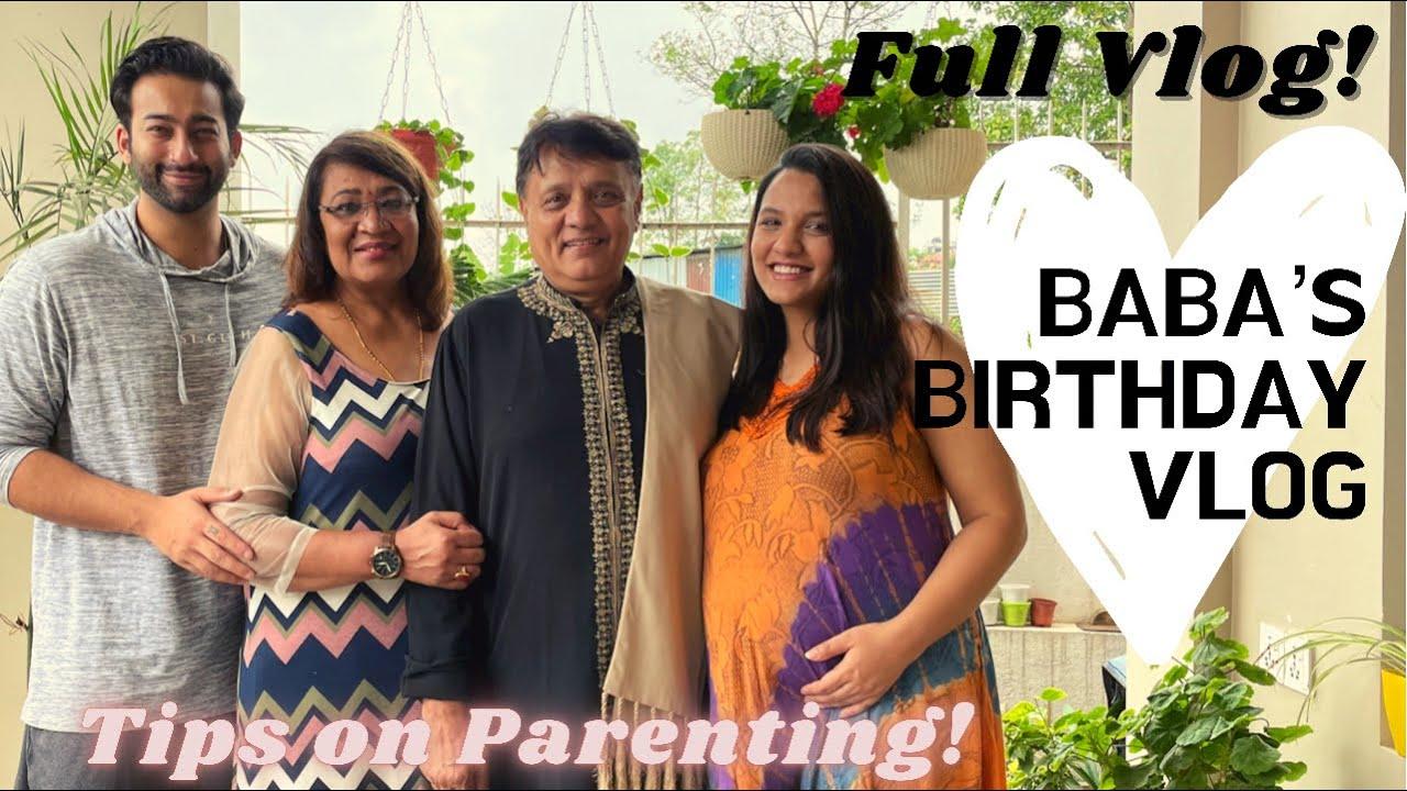 हजुरबुबा बन्न लागेको खूशी | Baba's Birthday Vlog | नातिनी हेर्ने एक्दम ठुलो इच्छा छ | Parenting Tips