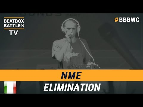 NME from Italy - Loop Station Elimination - 5th Beatbox Battle World Championship