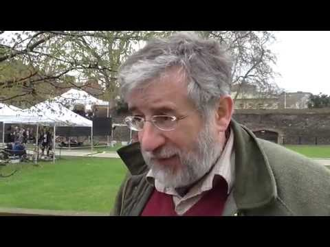 Justin Walker talks about the Bradbury Pound